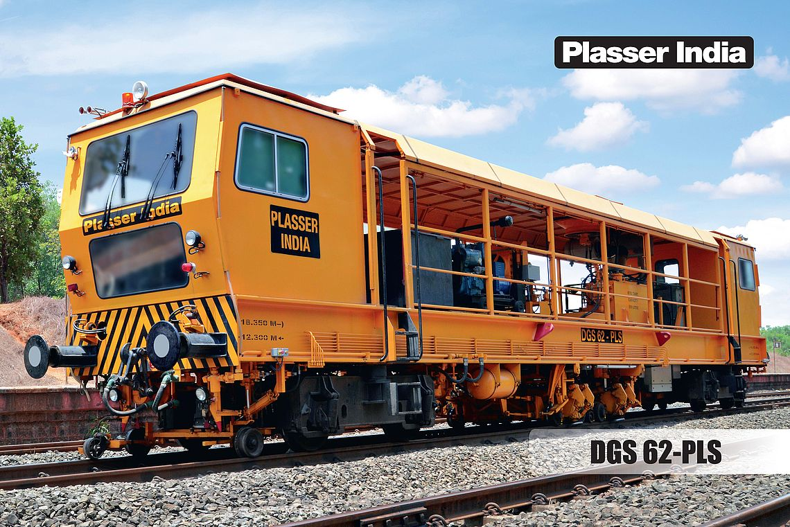 Plasser India - Company - About Plasser India: History
